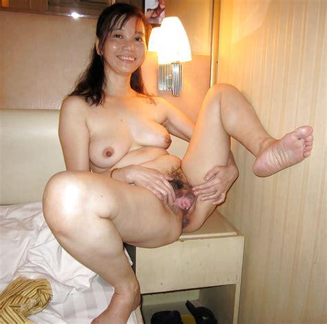 Hairy Japanese Milf Creampie