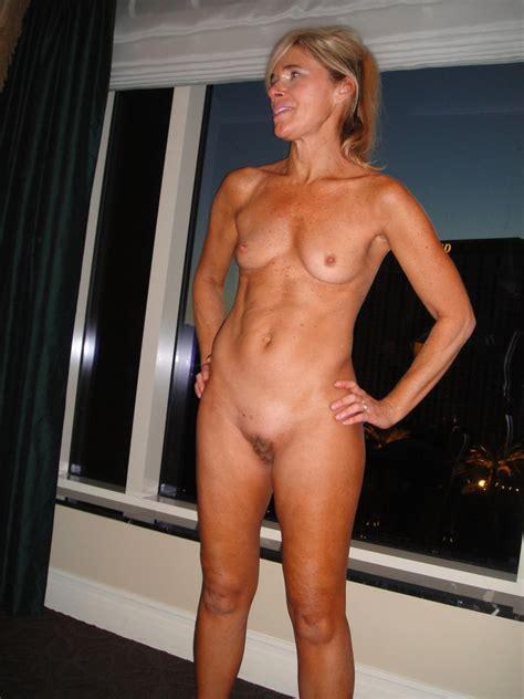 Mature Short Hair Small Tits